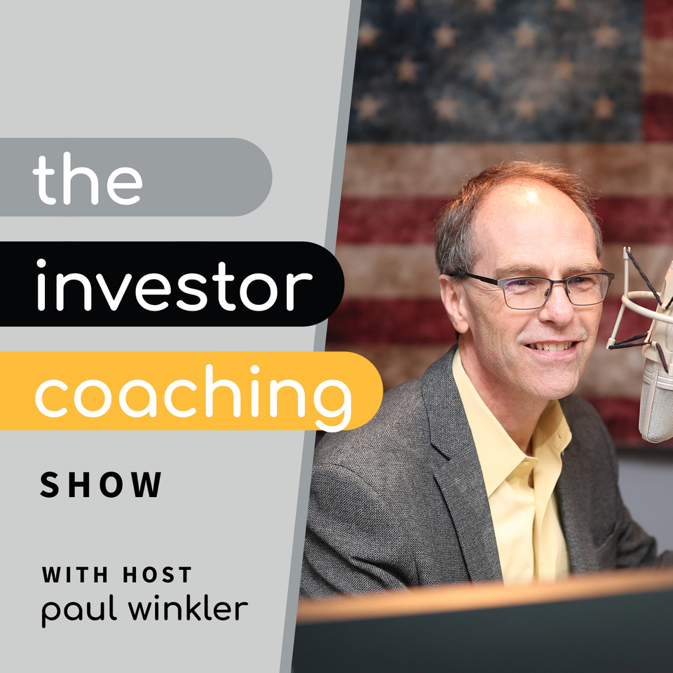 The Investor Coaching Show Cover