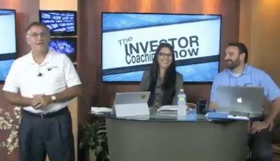 Investor Coaching Show Live September 2016