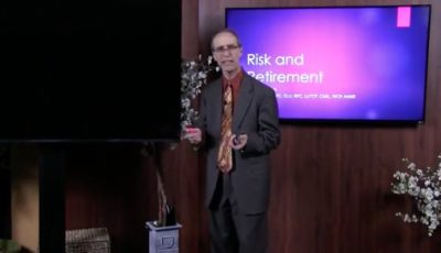 Risk and Taking Income - The Risks of Avoiding Risk